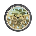 Fairy Dance Wall Clock