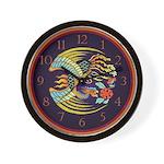 Firebird Wall Clock