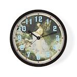 Titania Fairy Wall Clock