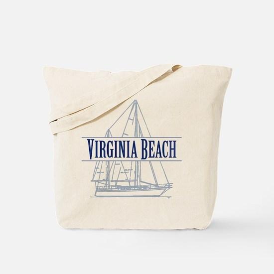 Virginia Beach - Tote Bag