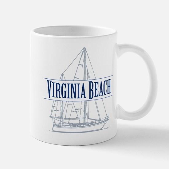 Virginia Beach - Mug