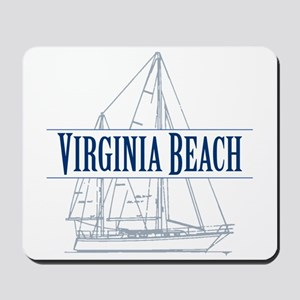 Virginia Beach - Mousepad