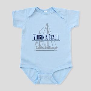 Virginia Beach - Infant Bodysuit
