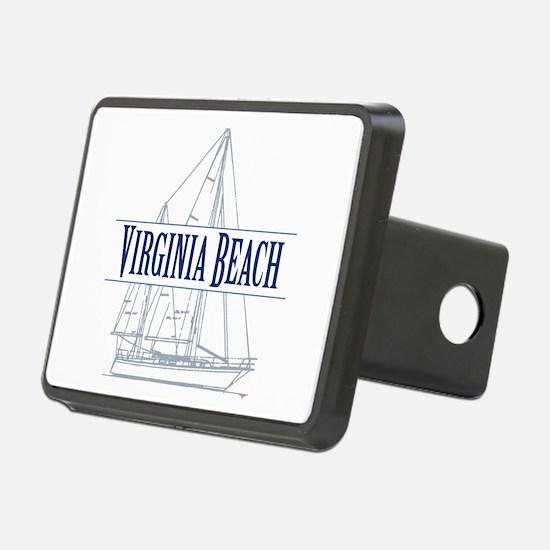 Virginia Beach - Hitch Cover
