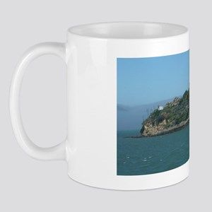 Alcatraz Island Prison San Francisco Ph Mug