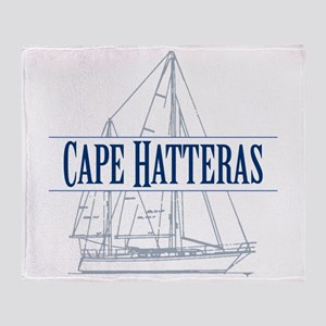 Cape Hatteras - Throw Blanket