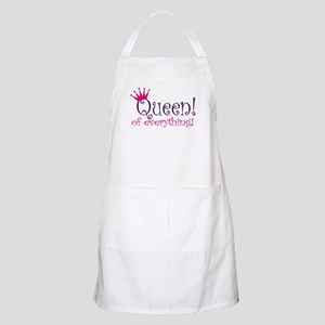Queen of Everthing! BBQ Apron