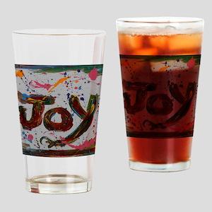 joy Drinking Glass