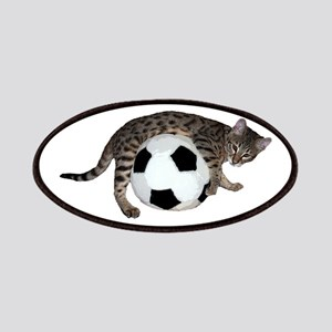 Cat Soccer - Patch