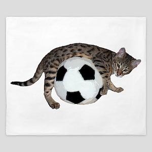Cat Leap - King Duvet