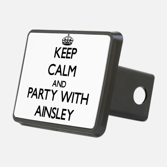 Keep Calm and Party with Ainsley Hitch Cover