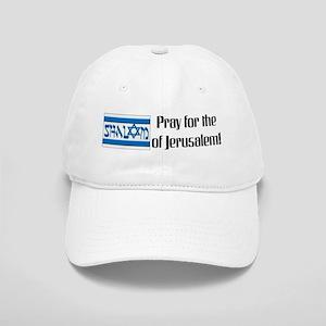 Pray Shalom of Jerusalem Cap