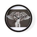 Passionate Angel Wall Clock