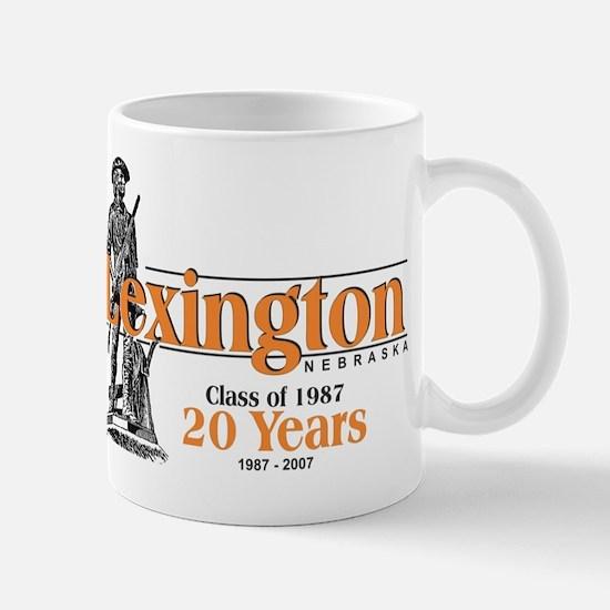 t-shirt-20yr Mugs
