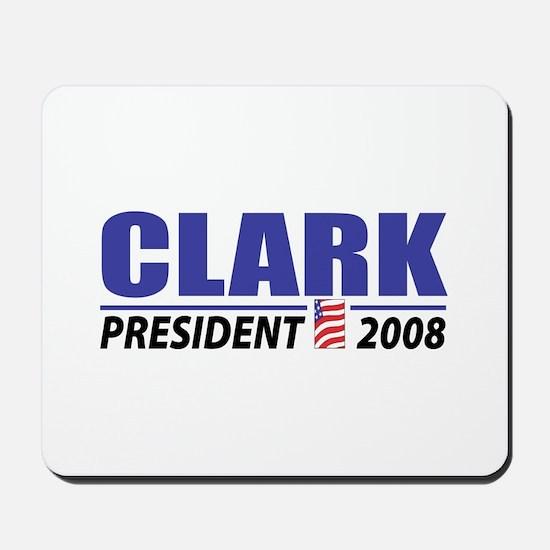 Clark 2008 Mousepad