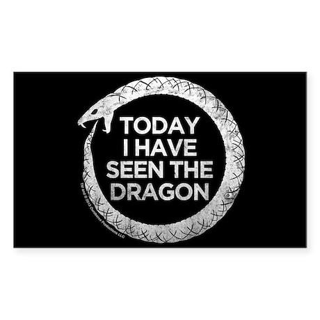 Hemlock Grove Dragon Sticker