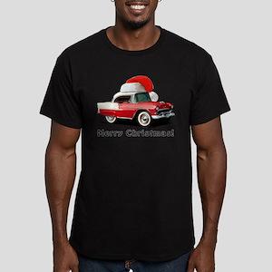 BabyAmericanMuscleCar_55BAXmas_red T-Shirt