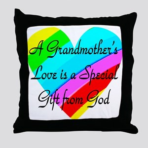 SPECIAL GRANDMA Throw Pillow