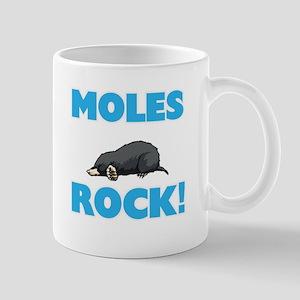 Moles rock! Mugs