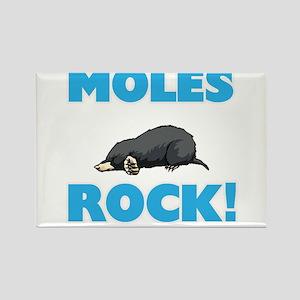 Moles rock! Magnets