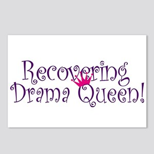 Recovering Queen Postcards (Package of 8)