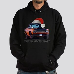 BabyAmericanMuscleCar_69_RoadR_Orange Hoodie