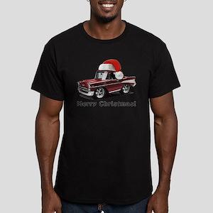 BabyAmericanMuscleCar_57BelR_Xmas_Winred T-Shirt
