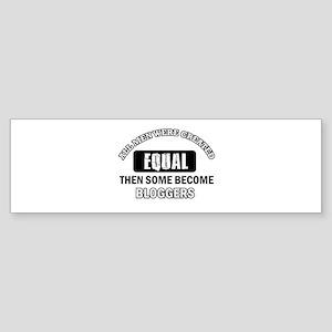 Bloggers Design Sticker (Bumper)