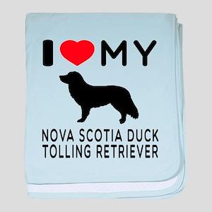 I Love My Nova Scotia Duck Tolling Retriever baby