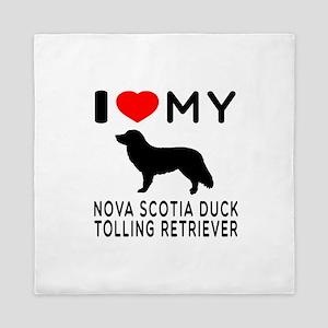 I Love My Nova Scotia Duck Tolling Retriever Queen