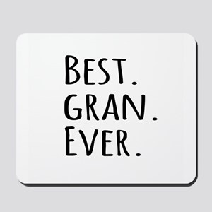 Best Gran Ever Mousepad