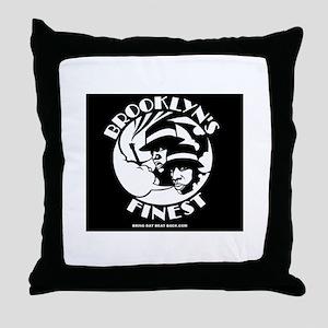 BK FINEST Throw Pillow