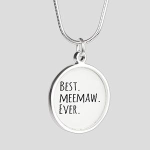 Best Meemaw Ever Necklaces
