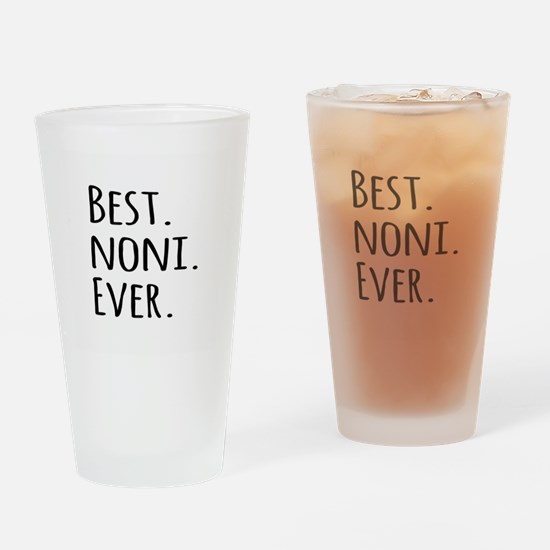 Best Noni Ever Drinking Glass