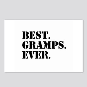 Best Gramps Ever Postcards (Package of 8)