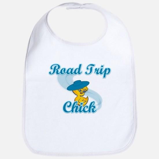 Road Trip Chick #3 Bib
