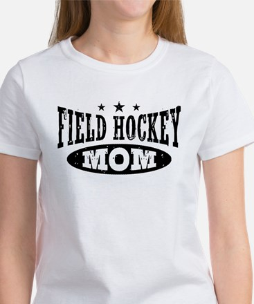 Field Hockey Mom Women's T-Shirt