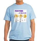 Fractions Light T-Shirt