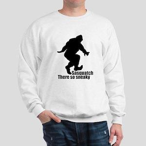 Sneaky Sasquatch Sweatshirt