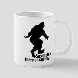 Sneaky Sasquatch Mug