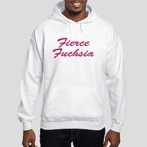 Fierce Fuchsia Hoodie