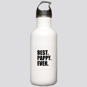 Best Pappy Ever Sports Water Bottle