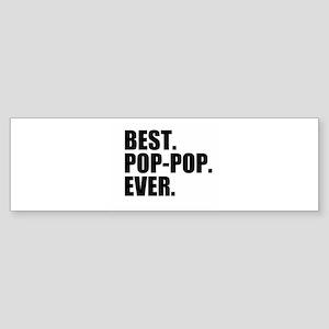 Best Pop-Pop Ever Bumper Sticker