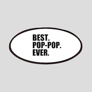 Best Pop-Pop Ever Patches