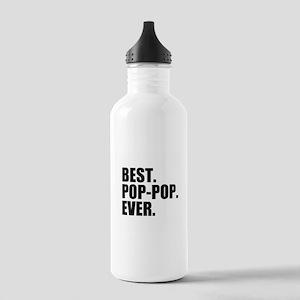 Best Pop-Pop Ever Sports Water Bottle