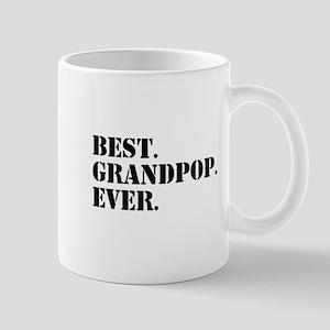 Best Grandpop Ever Mugs