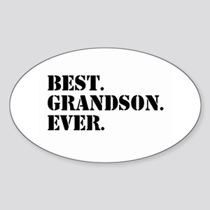Best Grandson Ever Sticker