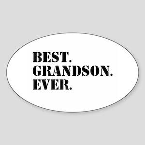 Best Grandson Ever Sticker