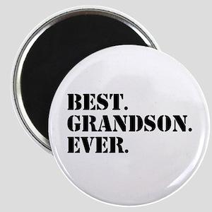 Best Grandson Ever Magnets