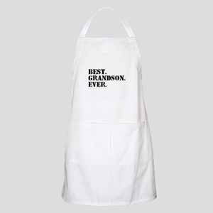 Best Grandson Ever Apron